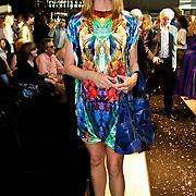 NLD/Amsterdam/20100521 - Uitreiking Dutch Model Awards 2010, Daphne Deckers