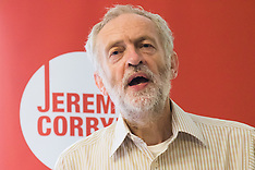 2015-08-07 Jeremy Corbyn announces green vision in Labour leadership race.