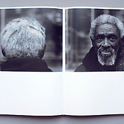 Hasselblad Masters book with special project on homeless men in Washington DC form a multi page set of spreads of the work made in 2008. (Credit Image: © Louie Palu/ZUMA Press)