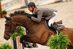 Kutscher Marco (GER) - Cash 63<br /> Rolex FEI World Cup Final Jumping 2011<br /> © Hippo Foto - Leanjo de Koster