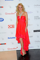 Camilla Dallerup attends the FiFI UK Fragrance Awards 2013 at The Brewery on May 16, 2013 in London, England, May 16, 2013. Photo by:  Chris Joseph / i-Images