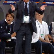 Italian Coach Giovanni Trapattoni