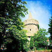 The Witches Tower in Gelnhausen, Germany.