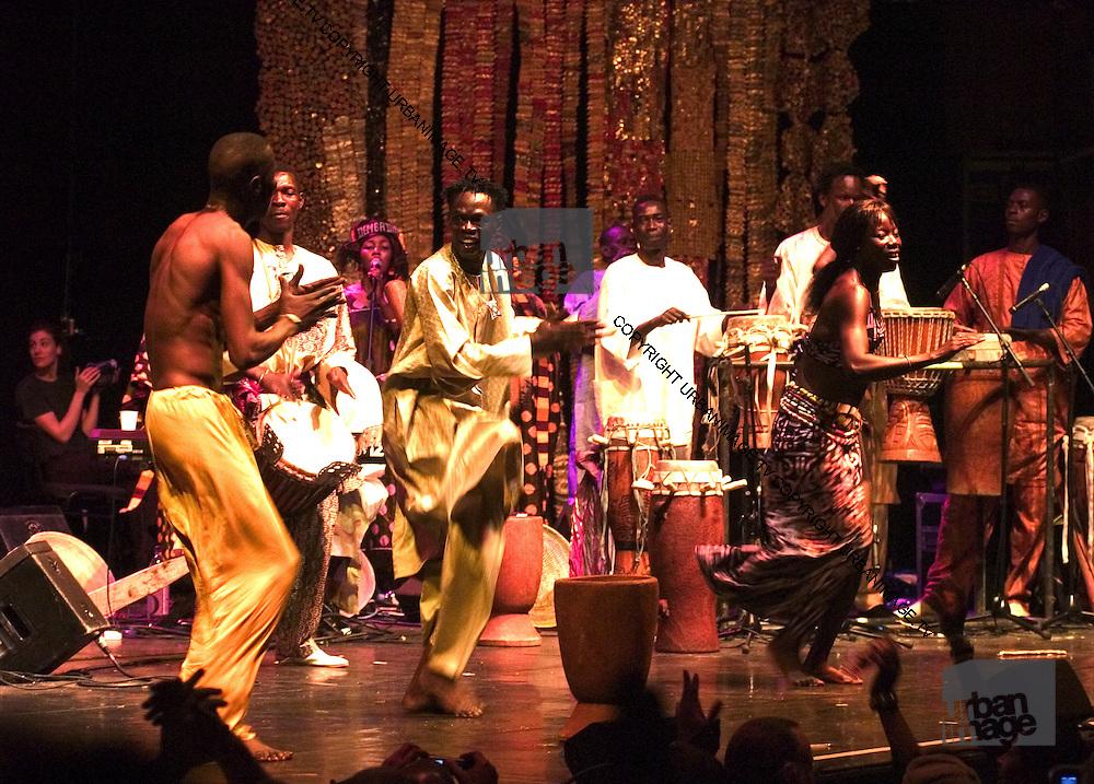 Baaba Maal Live 2005 - Royal Festival Hall