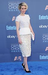 Sarah Paulson  bei der Verleihung der 22. Critics' Choice Awards in Los Angeles / 111216