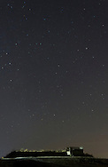 Campbell Hall, New York - Stars in the night sky on Dec. 14, 2012.