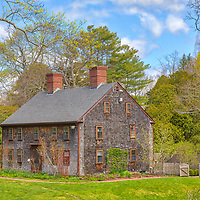 New England photography of spring bloom and the park office building at the Heritage Museums and Gardens in Sandwich, MA on Cape Cod, Massachusetts.<br /> <br /> Cape Cod Heritage Museums and Gardens photography images are available as museum quality photography prints, canvas prints, acrylic prints, wood prints or metal prints. Fine art prints may be framed and matted to the individual liking and decorating needs:<br /> <br /> https://juergen-roth.pixels.com/featured/cape-cod-heritage-museums-and-gardens-juergen-roth.html<br /> <br /> Good light and happy photo making!<br /> <br /> My best,<br /> <br /> Juergen