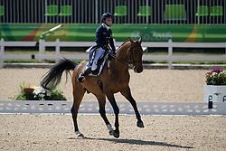 Algotsson Linda, SWE, Fairnet<br /> Dressage test evening<br /> Olympic Games Rio 2016<br /> © Hippo Foto - Dirk Caremans<br /> 06/08/16