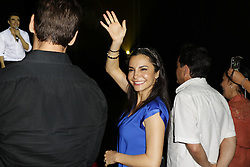 """ANAHEIM, CA - OCTOBER 8: Actress Martha Higareda attends the presentation of the comedy """"Los Imparables"""" at the M3 Live in Anaheim, California on October 8, 2016.  Byline, credit, TV usage, web usage or linkback must read SILVEXPHOTO.COM. Failure to byline correctly will incur double the agreed fee. Tel: +1 714 504 6870."""
