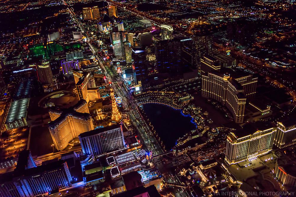 Southern End of Las Vegas Strip