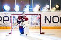 Ishockey<br /> 17. April 2015<br /> Landskamp<br /> Bergenshallen<br /> Norge - Latvia 2 - 1<br /> Lars Volden , Norge<br /> Foto: Astrid M. Nordhaug