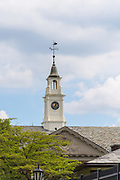 At the Tower Hill School in Wilmington, De. Photograph by Jim Graham