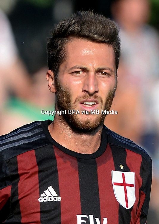 Italian League Serie A -2015-2016 / <br /> ( AC Milan  ) - <br /> Andrea Bertolacci