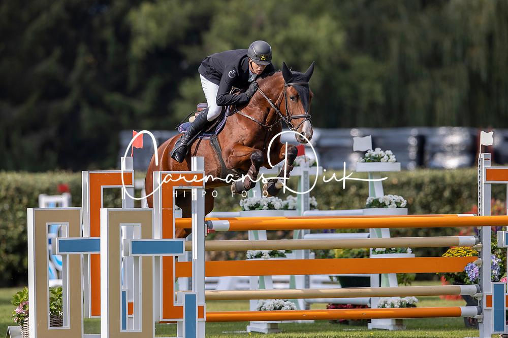 Tormans Martijn, BEL, Origi van't Roosakker<br /> Nationaal Kampioenschap LRV Paarden<br /> Lummen 2020<br /> © Hippo Foto - Dirk Caremans<br /> 26/09/2020