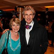 NLD/Noordwijk/20100502 - Gerard Joling 50ste verjaardag, Chiel van Praag en partner