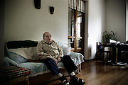 """Mario Giovannini. Partisan name """"Segreto"""". Born in 1929. In the August of the 1944 he joined the partisan rebellion forces that was fighting again the fascist and the nazist. He was assigned to the 76th Brigate and he fought in the Canavese."""