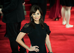 Natalie Imbruglia attends the Spectre premiere, at the Royal Albert Hall - London
