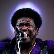 Charles Bradley performs at the Bumbershoot Festival in Seattle 8/4/2011
