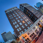 Board of Trade Condominiums in downtown Kansas City