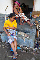 Indonesie. Lombok. Village de Tetebatu. // Indonesia. Lombok. Tetebatu village.