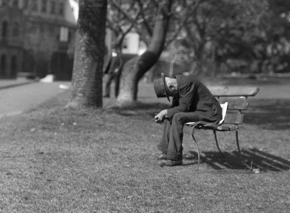 Out of Work, Sydney, Australia, 1930