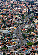 Belo Horizonte_MG, Brasil...Imagem aerea de Belo Horizonte, Minas Gerais. Na foto vista aerea da avenida Cristiano Machado altura do bairro Floramar...Aerial view of Belo Horizonte, Minas Gerais. In this photo the aerial view of Cristiano Machado avenue...Foto: BRUNO MAGALHAES / NITRO