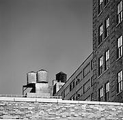 Manhattan Water Towers
