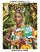 May 05, 2021 - US: Michaela Coel Covers Variety Magazine - Power Of Women In Comedy