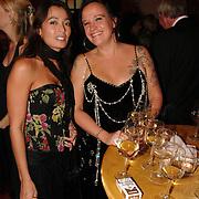 NLD/Amsterdam/20051128 - Uitreiking Beau Monde Awards 2005, stylisten Xandra Brood en Rennie Winter