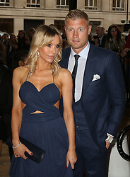 Andrew Flintoff, Glamour Women of the Year Awards, Berkeley Square Gardens, London UK, 02 June 2014, Photos by Richard Goldschmidt /LNP © London News Pictures