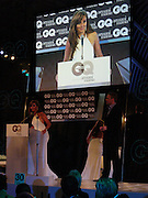 Carol Vorderman, The 7th GQ Man of the Year Awards, Royal Opera House. 7 September 2004. In association with Armani Mania. SUPPLIED FOR ONE-TIME USE ONLY-DO NOT ARCHIVE. © Copyright Photograph by Dafydd Jones 66 Stockwell Park Rd. London SW9 0DA Tel 020 7733 0108 www.dafjones.com