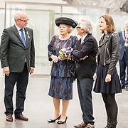 NLD/Tilburg/20170916 - Beatrix bij opening jubileum expositie 25 jaar museum De Pont,