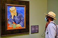 France, Paris (75), zone classée Patrimoine Mondial de l'UNESCO, Musée d'Orsay, Doctor Paul Gachet, Vincent Van Gogh // France, Paris, Orsay museum, Doctor Paul Gachet, Vincent Van Gogh