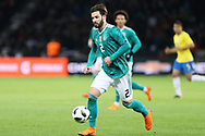 Marvin Plattenhardt (Germany) during the International Friendly Game football match between Germany and Brazil on march 27, 2018 at Olympic stadium in Berlin, Germany - Photo Laurent Lairys / ProSportsImages / DPPI
