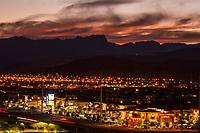 Las Vegas Valley & Spring Mountain Range