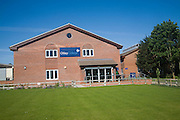 Otley College of further and higher education, Otley, Suffolk, England