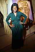 Kamilah Turner at The Fifth Annual Grace in Winter Gala honoring Susan Taylor, Kephra Burns, Noel Hankin and Moet Hennessey USA and benfiting The Evidence Dance Company held at The Plaza Hotel on February 3, 2009 in New York City.