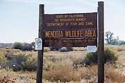 Mendota Wildlife Area, Fresno County, San Joaquin Valley, California, USA