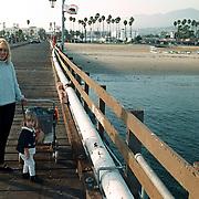 Reis Amerika, Santa Barbara boulevard