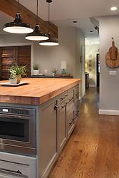 1301 Newton Kitchen with island