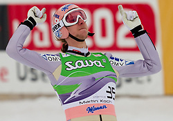 Martin Koch of Austria during Flying Hill Individual at 2nd day of FIS Ski Jumping World Cup Finals Planica 2011, on March 18, 2011, Planica, Slovenia. (Photo by Vid Ponikvar / Sportida)