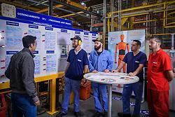 A JOST Brasil é líder mundial em tecnologia de Quinta Roda, atuando como principal fornecedora de componentes e sistemas de acoplamento para a indústria de caminhões e implementos rodoviários. FOTO: Jefferson Bernardes/ Agência Preview