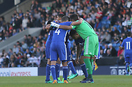 israel team group during the UEFA European Under 17 Championship 2018 match between England and Israel at Proact Stadium, Whittington Moor, United Kingdom on 4 May 2018. Picture by Mick Haynes.