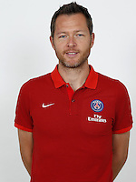 Martin Buchheit of PSG during PSG photo call for the 2016-2017 Ligue 1 season on September, 7 2016 in Paris, France<br /> Photo : C.Gavelle/ PSG / Icon Sport