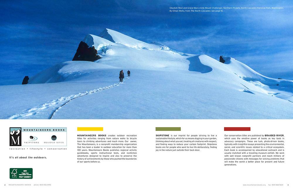 Mountaineers Books: Fall Catalogue (2014)