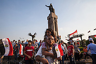 A campaign of ongoing civil disobedience has been announced by Egyptian opposition movements, calling for president Morsi's resignation.