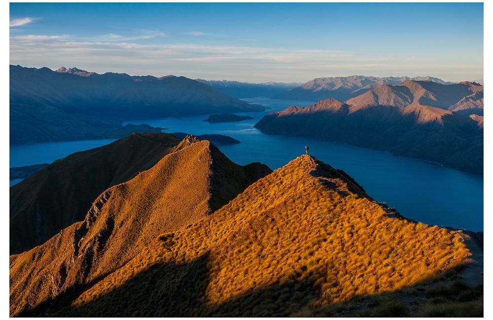 Roys Peak, Wanaka, Otago.
