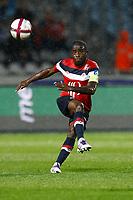 FOOTBALL - FRENCH CHAMPIONSHIP 2011/2012 - L1 - LILLE OSC v FC SOCHAUX - 17/09/2011 - PHOTO CHRISTOPHE ELISE / DPPI - RIO MAVUBA (LOSC)