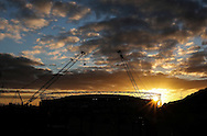 A general view of London Stadium during the Premier League match at the London Stadium, London. Picture date December 3rd, 2016 Pic David Klein/Sportimage