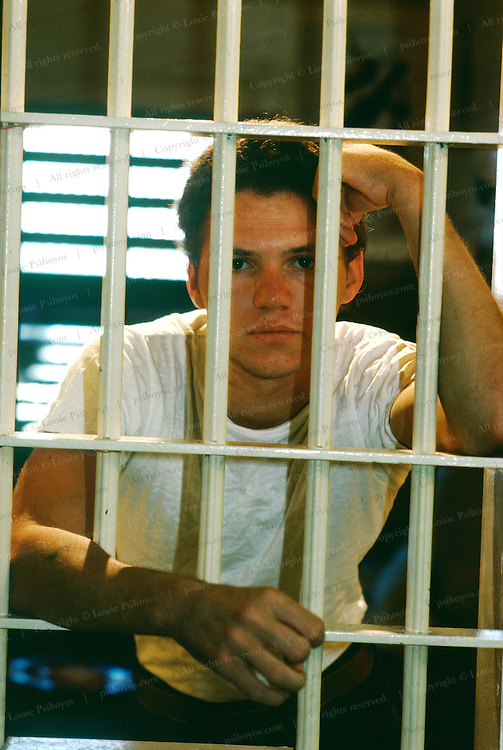 Wayne Thompson was a minor (15 years old) when he participated in the killing of his brother in law but was tried as an adult and put on death row in Oklahoma.  The Supreme Court upheld his sentence.